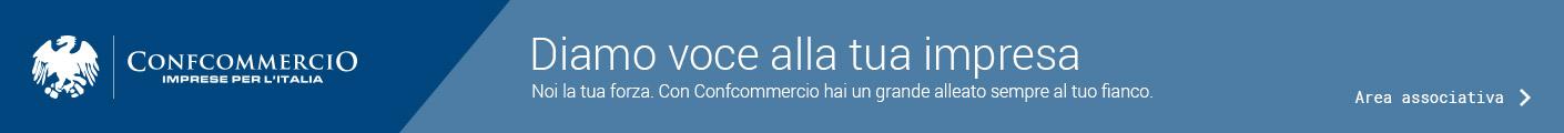 Confcommercio - Diamo voce alla tua impresa
