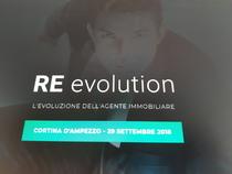 """""""Re-evolution: l'evoluzione dell'agente immobiliare"""" (Cortina, sabato 29 settembre)"""
