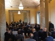 Riunione congiunta del Consiglio Generale della Federazione e dell'Assemblea dei Presidenti e Segretari - Milano 10 febbraio 2019