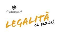 """""""Legalità, ci piace"""": il 26 novembre 2019 torna la settima edizione della giornata organizzata da Confcommercio per promuovere la cultura della legalità"""