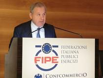 FIPE - Lettera del Presidente Lino Enrico Stoppani a tutti i Pubblici Esercizi Italiani