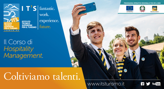 ITS Turismo Hospitality Management: arrivano gli stage!