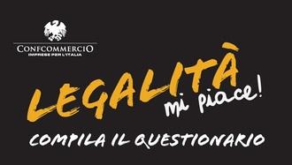 Questionario LEGALITA' MI PIACE