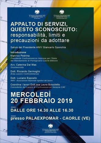 20 febbraio 2019- Palaexpomar Caorle