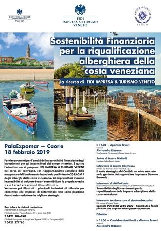 Sostenibilità Finanziaria per la riqualificazione alberghiera della costa veneziana -