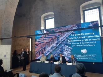 Blue Economy. Il Terziario del Mare salpa dall'Arsenale di Venezia: a bordo Turismo, Città & Portualità, Competenze professionali