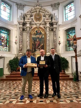 Pane in Piazza ha fatto lievitare la generosità e solidarietà della città: raccolti 7.500 Euro affidati alla Parrocchia di san Lorenzo per aiutare chi ha bisogno
