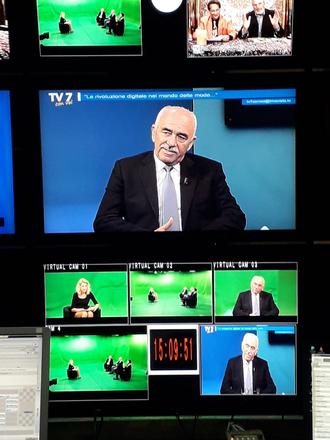 Video intervista al Presidente di Federmoda Veneto e Provincia di Venezia, il Sig. Giannino Grabriel