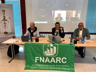 Agenti di Commercio: vertici FNAARC a Mestre per presentare la lista Enasarco per il Futuro